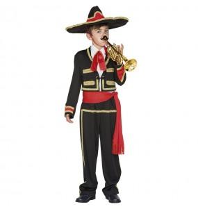 Disfraz de Cantante Mariachi para niño