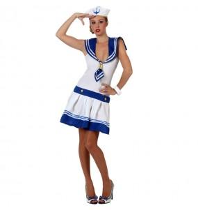Disfraz de Marinera Azul