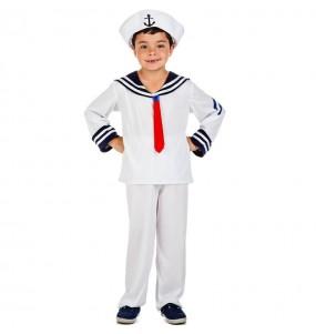 Disfraz de Marinero elegante para niño
