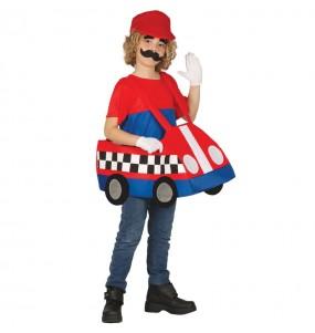 Disfraz de Mario Kart para niños
