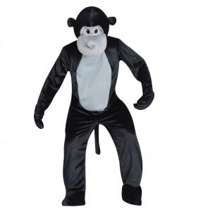 Disfraz de Mascota Mono para adulto