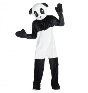 Disfraz de Mascota Oso Panda para adulto