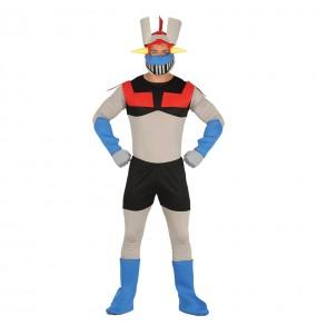 Disfraz de Mazinger Z adulto