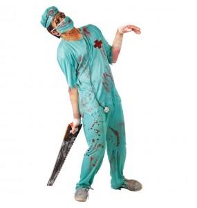 Disfraz de Médico Zombie