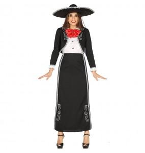 Disfraz de Mejicana Jalisco para mujer