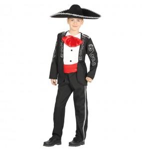 Disfraz de Mejicano Jalisco para niño