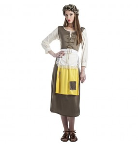 Disfraz de Reina de Corazones adulto