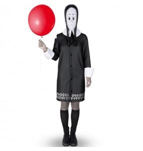 Disfraz de Miércoles Familia Addams para mujer