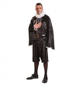 Disfraz de Miguel Cervantes adulto