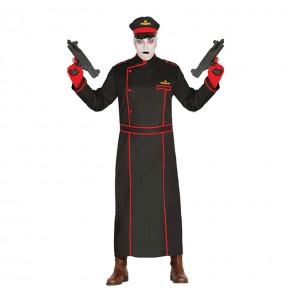 Disfraz de Militar Gótico Adulto