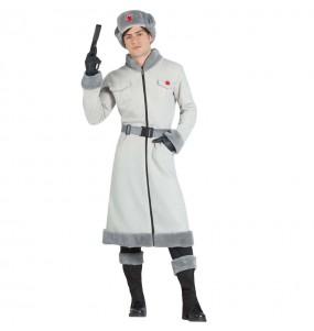 Disfraz de Ruso Soviético Militar para hombre