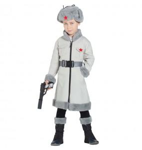 Disfraz de Ruso Soviético Militar para niño