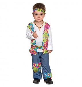 Disfraz de Mini Hippie Niño