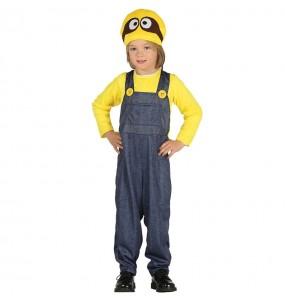 Disfraz de Minion Stuart infantil