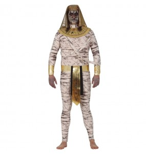 Disfraz de Momia zombie para hombre
