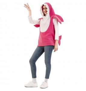 Disfraz de Tiburón Mujer