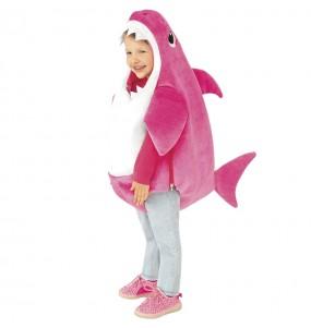 Disfraz de Mommy Shark para niños