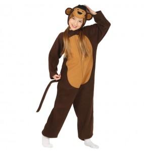 Disfraz de Mono Chimpancé Infantil