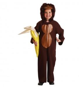 Disfraz de Mono de la Selva para niño