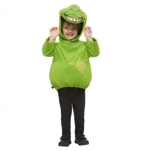 Disfraz de Moquete cazafantasmas para bebé