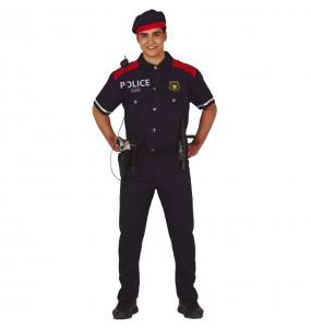 Disfraz de Mosso de Escuadra para hombre