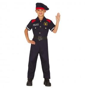 Disfraz de Mosso de Escuadra para niño