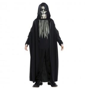 Disfraz de Muerte encapuchada para niño