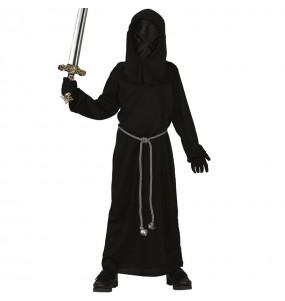 Disfraz de Muerte sin rostro para niño