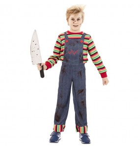 Disfraz de Muñeco Chucky Infantil