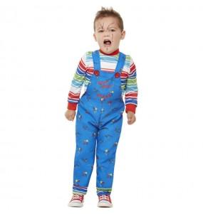 Disfraz de Muñeco Chuky para bebé