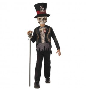 Disfraz de Muñeco Vudú para niño