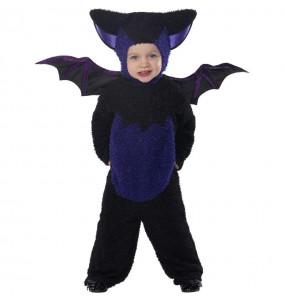 Disfraz de Murciélago negro para bebé