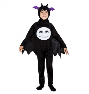 Disfraz de Murciélago negro para niño