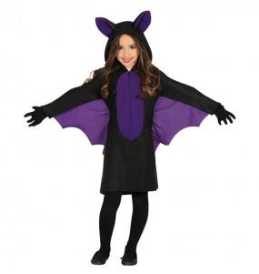 Disfraz de Murciélago para niña