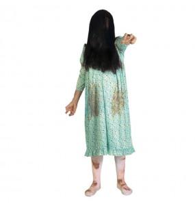 Disfraz de Niña del Exorcista para mujer