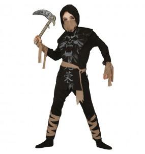 Disfraz de Ninja Fantasma para niño