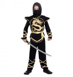 Disfraz de Ninja Warrior para niño