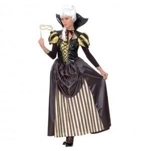 Disfraz de Noble Época mujer