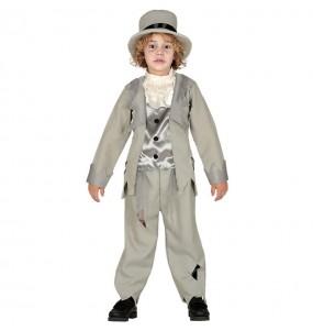 Disfraz de Novio Fantasma para niño