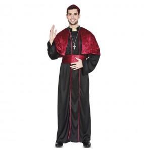Disfraz de Obispo Amarillo
