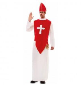 Disfraz de Obispo Rojo