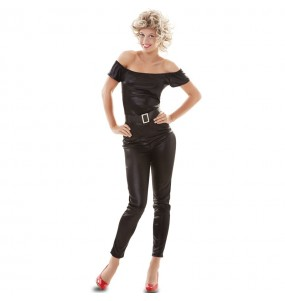Disfraz de Olivia Newton John para mujer