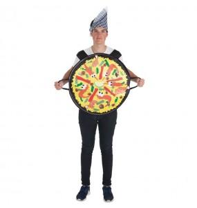 Disfraz de Paella para adulto