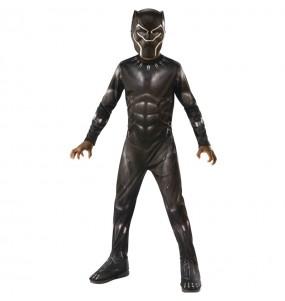 Disfraz de Pantera Negra Marvel para niño