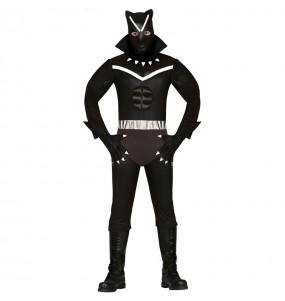 Disfraz de Pantera Negra para hombre
