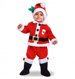 Disfraz de Papá Noel Bebé