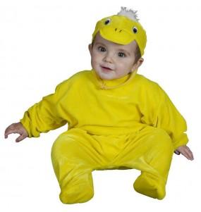 Disfraz de Pato bebé