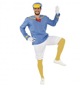 Disfraz de Pato Donald
