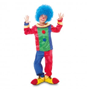 Disfraz de Payaso Circo para niño