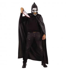 Disfraz de Payaso encapuchado para hombre